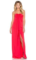 Драпированное вечернее платье nico - RACHEL ZOE