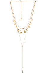 Ожерелье layered lariat - Ettika