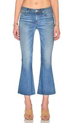 Укороченные расклёшенные джинсы mia - Hudson Jeans