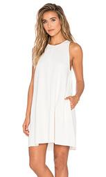 Текстурированное трапециевидное платье - Bishop + Young
