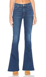 Расклешенные джинсы the castaway flare - MOTHER