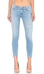 Узкие джинсы krista ankle zip - Hudson Jeans