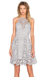 Мини платье acoustic lace - keepsake
