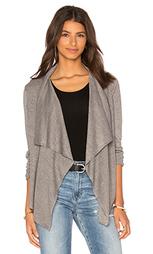 Кардиган с драпировкой спереди rosanna - 360 Sweater