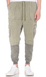 Свободные брюки safari - JOHN ELLIOTT