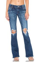 Расклешенные джинсы - Regalect