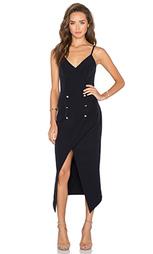 Коктейльное платье с двойными шлейками giselle - Shona Joy