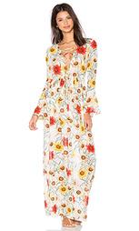 Платье wild daisy - Wildfox Couture