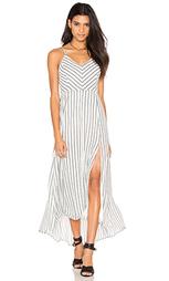 Макси платье ville - Line & Dot