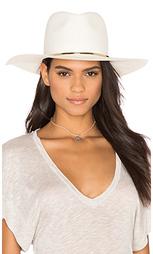Шляпа begonia wide brimmed panama - Janessa Leone