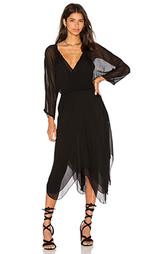 Платье миди azure - Line & Dot