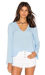 Блузка long sleeve v neck - Eight Sixty