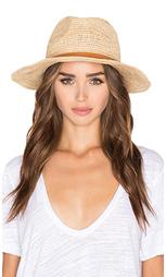 Шляпа из рафии с отделкой крошё - Hat Attack