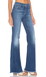 Расклешенные джинсы ginger - 7 For All Mankind
