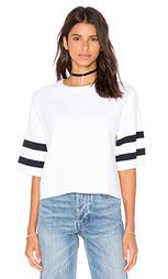 Прямой свитер с круглым вырезом - Autumn Cashmere