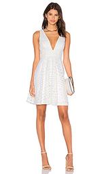 Приталенное и расклешенное платье all about you - Lumier