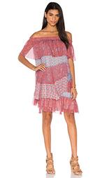Платье с открытыми плечами amanda - Rebecca Taylor