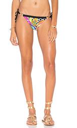Плавки бикини хипстеры с завязками по бокам balboa - Trina Turk