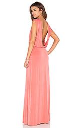 Платье-макси с открытой спиной - Hoss Intropia