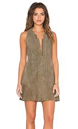 Платье с молнией спереди - Hoss Intropia