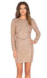 Цельнокроенное платье с украшением - Hoss Intropia