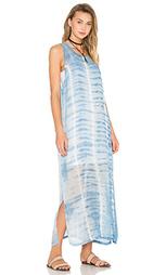 Платье с застёжкой на пуговицы и с поясом dads - LACAUSA