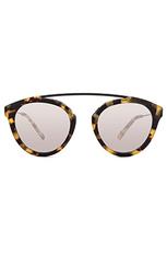 Солнцезащитные очки flower 1 - WESTWARD LEANING