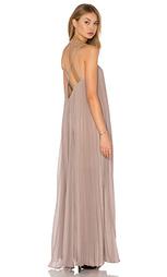 Макси платье isadona - BCBGMAXAZRIA