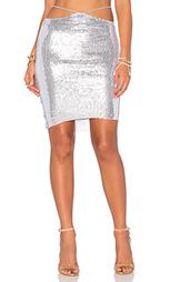 Мини юбка с блёстками bridgette - Indah