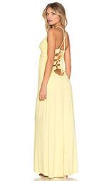Макси платье sumarlina - sky