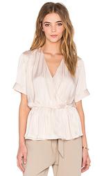 Плиссированная блуза с запахом - NATIVE STRANGER