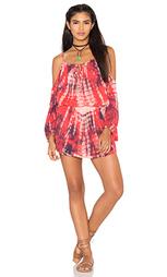 Мини платье kauai - Tiare Hawaii