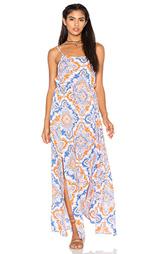 Макси платье mimosa - Tiare Hawaii