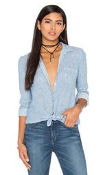 Рубашка с застёжкой на пуговицах - Maison Scotch