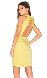 Платье с бантом сзади - kate spade new york