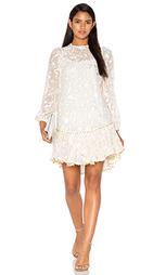 Платье с вышивкой master - Zimmermann