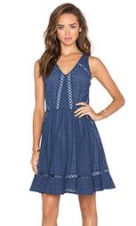 Платье с кружевными люсерсами sammy - Greylin
