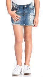 Юбка мини shark bite - Hudson Jeans Kids