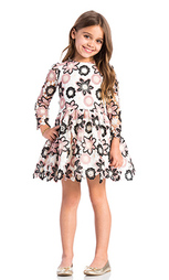 Платье с длинным рукавом meg - Alexis
