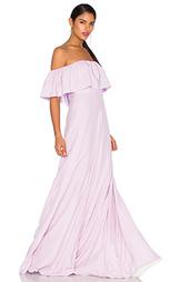 Макси платье delilah - Amanda Uprichard