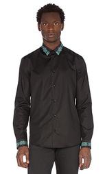 Рубашка на пуговицах camicia - VERSACE