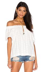 Блуза с открытыми плечами - 1. STATE