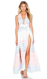 Макси платье crinkle crepe - Mara Hoffman