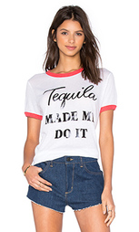 Футболка tequila hour - Wildfox Couture