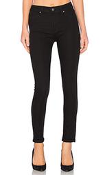 Облегающие джинсы с высокой посадкой nina - DL1961