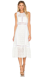 Кружевное платье с открытой спиной - Twelfth Street By Cynthia Vincent