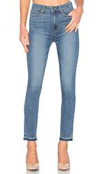 Скинни джинсы до лодыжек margot - Paige Denim