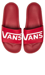 Сандалии slide on - Vans