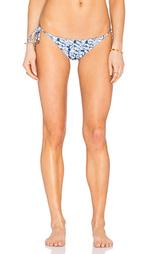 Двусторонние плавки бикини с завязками по бокам - SOFIA by ViX