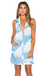 Платье-рубашка - Mara Hoffman